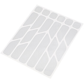 rie:sel design re:flex Bike Reflector white